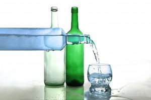 Mehrwegflaschen sind besser für die Umwelt und die Gesundheit.